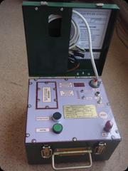 Аппарат шахтного испытания кабелей АШИК-1Т
