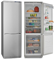 Холодильники в ассортименте Атлант